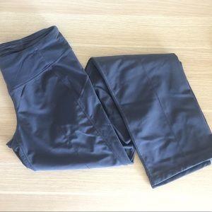 Lululemon Gray Pant Size 6 Women's